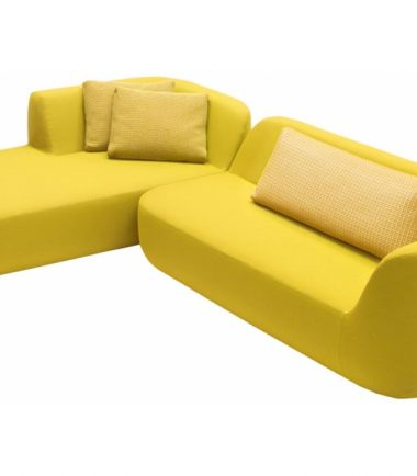 Ashraf Furniture Corner Sofa