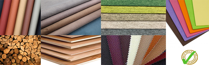 Ashraf Furniture materials