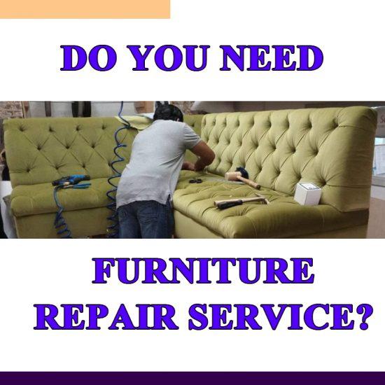 Ashraf Furniture Repair Service